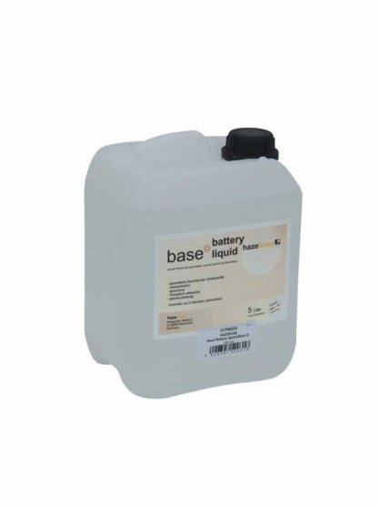 HazeBase base*battery Fluid 5l