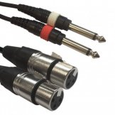 AccuCable AC-2XF-2J6M/1,5m