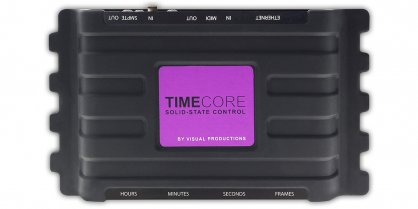 VISUAL PRODUCTIONS TimeCore