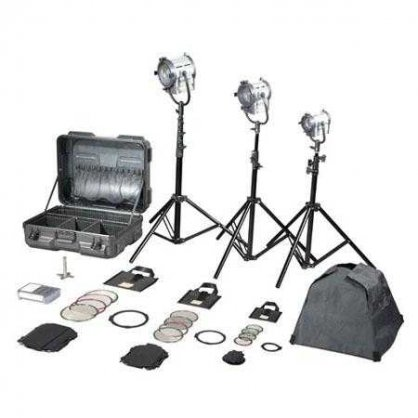 TUNGSTEN FRESNEL JUNIOR S3 KIT