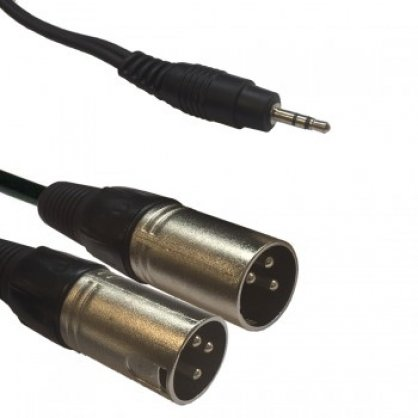 AccuCable AC-J3S-2XM/1,5m